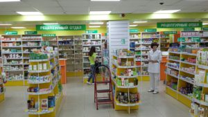 аптека «Монастырев»